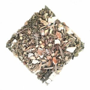 Peppermint Licorice Wellness Tisane