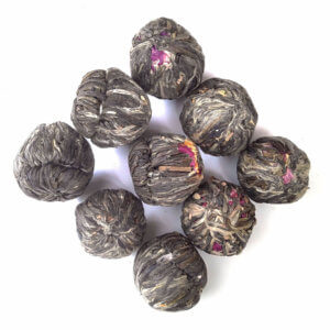 Amaranth Bloom White Tea