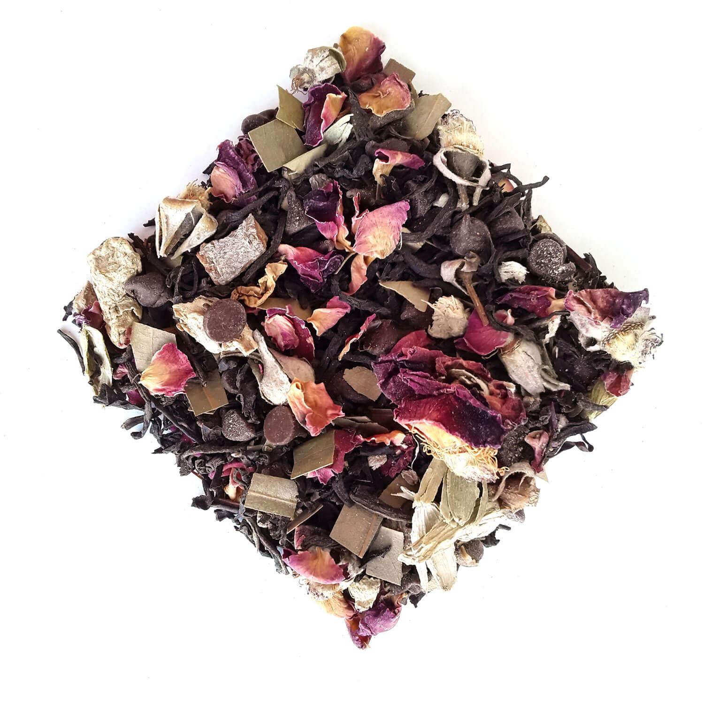 Chocolate Rose Chai Black Tea