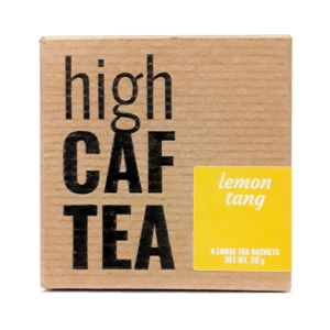 Lemon Tang High Caffeine Tea