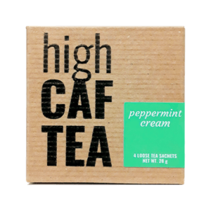 Peppermint Cream High Caffeine