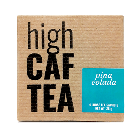 Pina Colada High Caffeine Tea