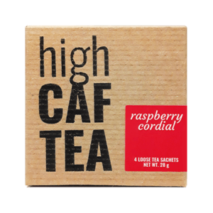 Raspberry Cordial High Caffeine Tea