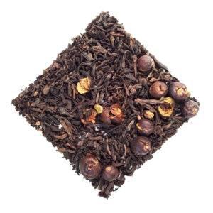 Smoky Valley Puer Tea