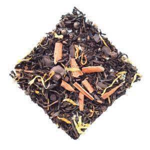 Aztec Spice Pu'er Tea