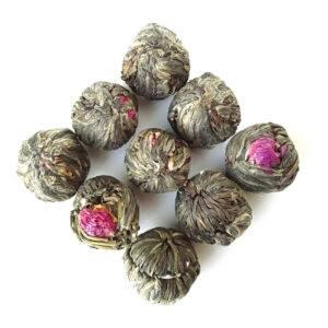 Chrysanthemum Bloom green tea